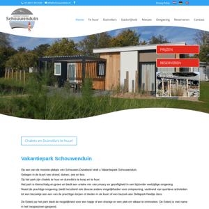 Camping en Chaletverhuur Schouwenduin