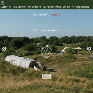 Camping Seedune