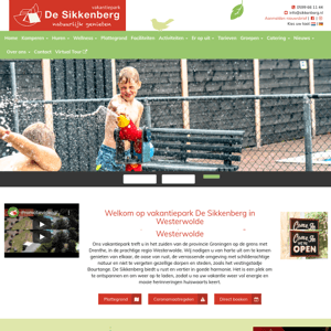 Evangelisch Camping De Sikkenberg