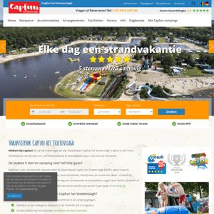 Vakantiepark Capfun het Stoetenslagh BV