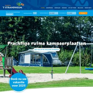 Camping Strandheem
