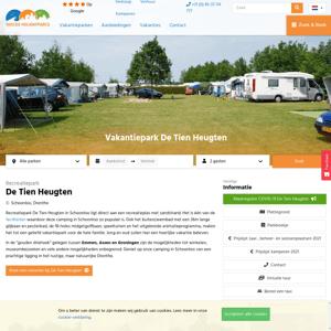 Camping De Tien Heugten