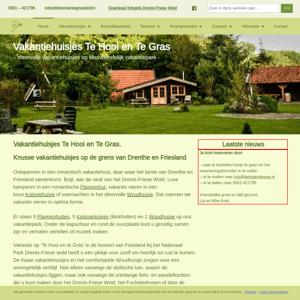 Camping te Hooi en te Gras