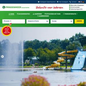 Recreatiepark Prinsenmeer