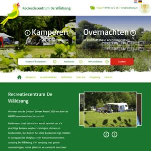 Recreatiecentrum De Waldsang