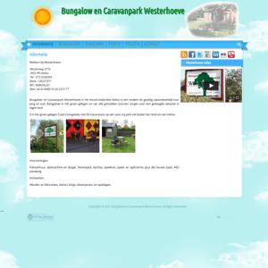 Bungalow- en Caravanpark Westerhoeve