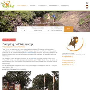 Camping het Wieskamp bv